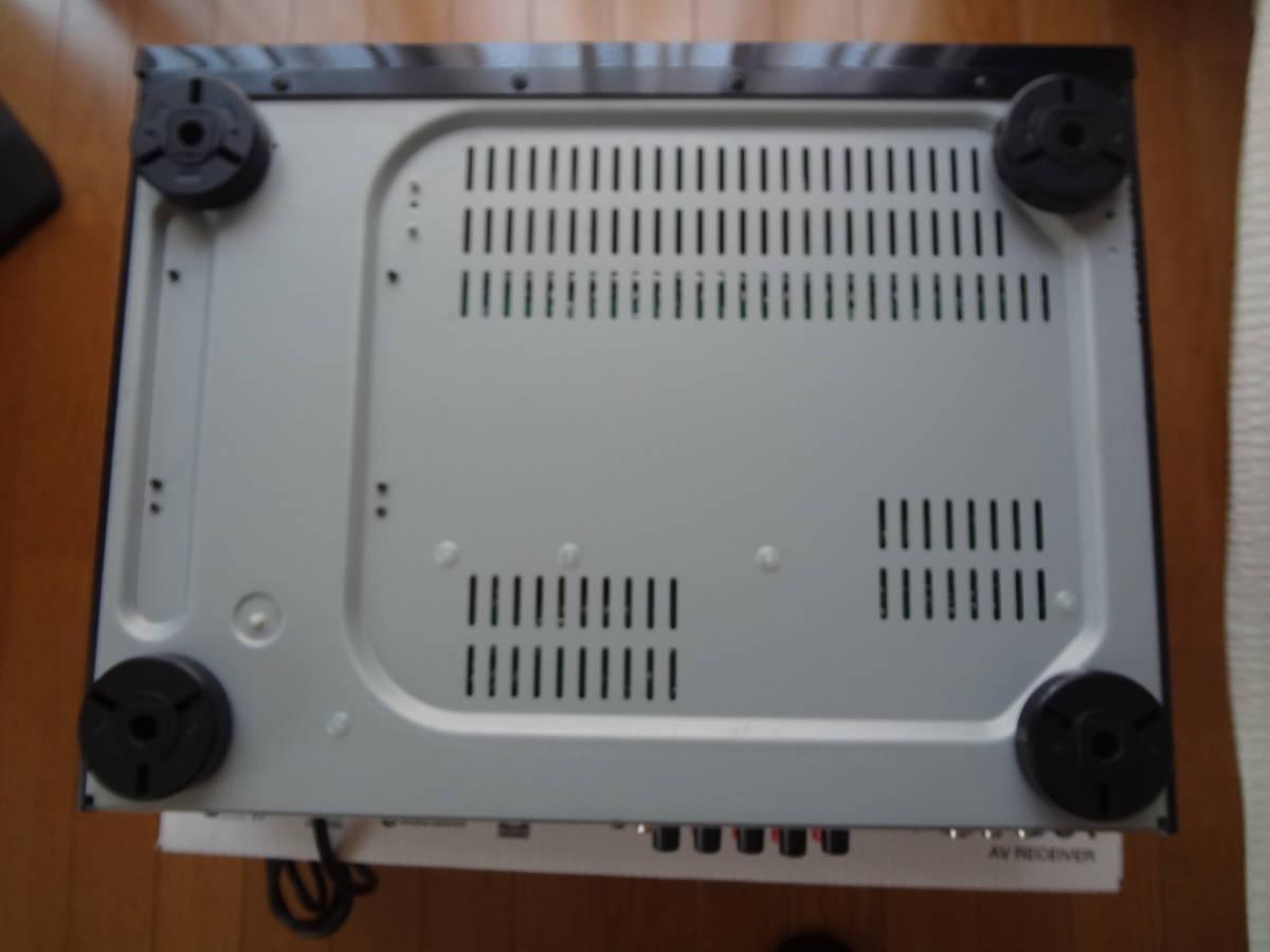 【送料無料】パイオニア 5.2chAVアンプ VSX-831 Wi-Fi/Bluetooth/4K/ハイレゾ音源対応_画像4