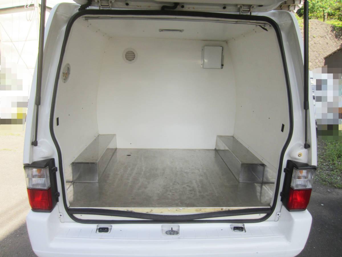 2室式冷蔵冷凍車 マツダ ボンゴ マイナス20度 /5MT/4WD ターボディーゼル 売り切り_画像7