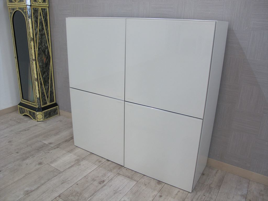 モルテーニ&C arflex アルフレックス Molteni&C キャビネット サイドボード 収納棚 白