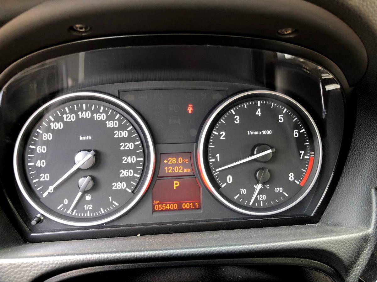 売切 BMW 335i Mスポーツ カブリオレ オープンカー 左ハンドル 走行55,000キロ 車高調 マフラー HID 20インチホイール フルカスタム_画像8