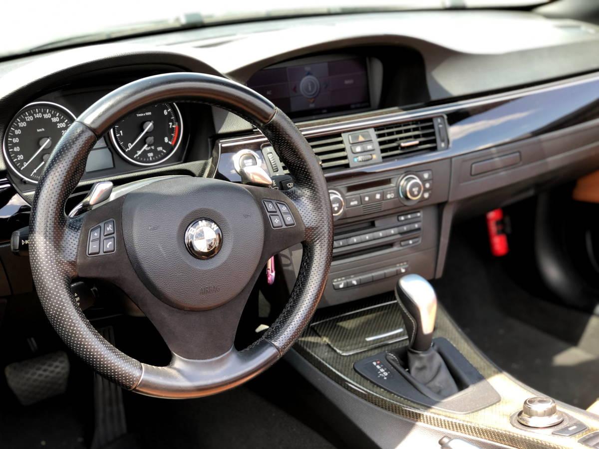 売切 BMW 335i Mスポーツ カブリオレ オープンカー 左ハンドル 走行55,000キロ 車高調 マフラー HID 20インチホイール フルカスタム_画像5