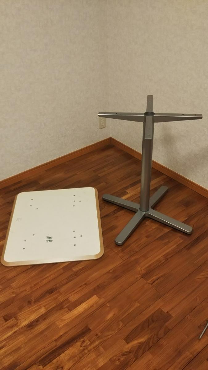 ★カフェテーブル IKEA(イケア) BILLSTA バーテーブル★_画像4