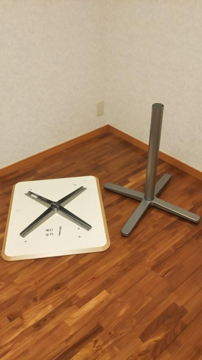 ★カフェテーブル IKEA(イケア) BILLSTA バーテーブル★_画像3
