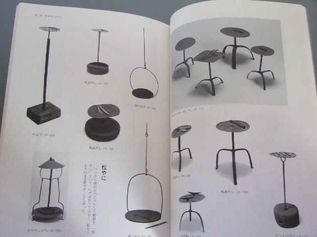 座敷ランプ 豆ランプ 行灯皿 ねずみ短檠 無尽灯 「あかり 日本のあかり博物館」_画像8