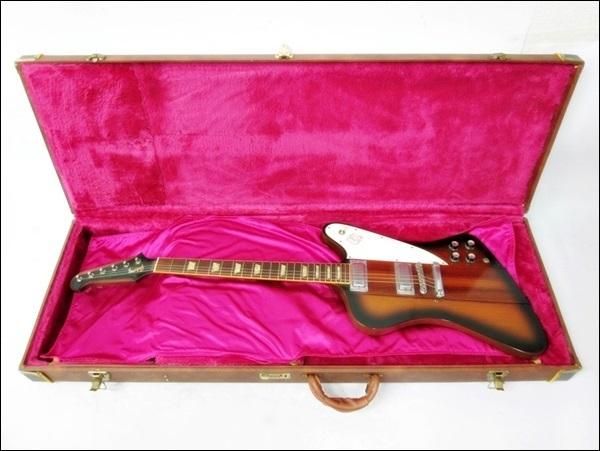 中古品 Gibson ギブソン USA Firebird ファイヤーバード エレキギター ハードケース付き