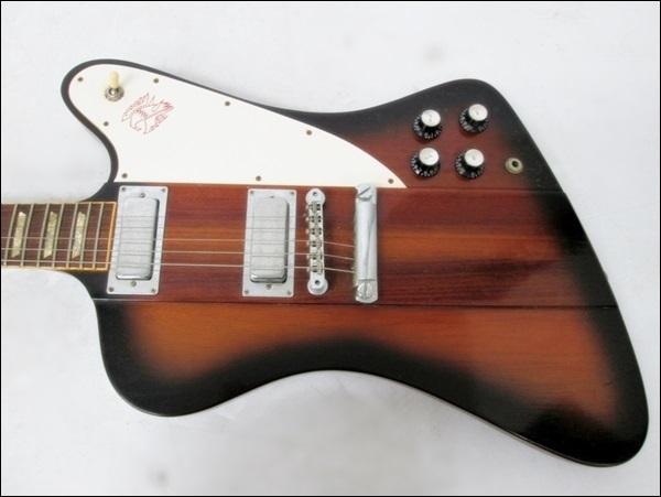 中古品 Gibson ギブソン USA Firebird ファイヤーバード エレキギター ハードケース付き_画像4