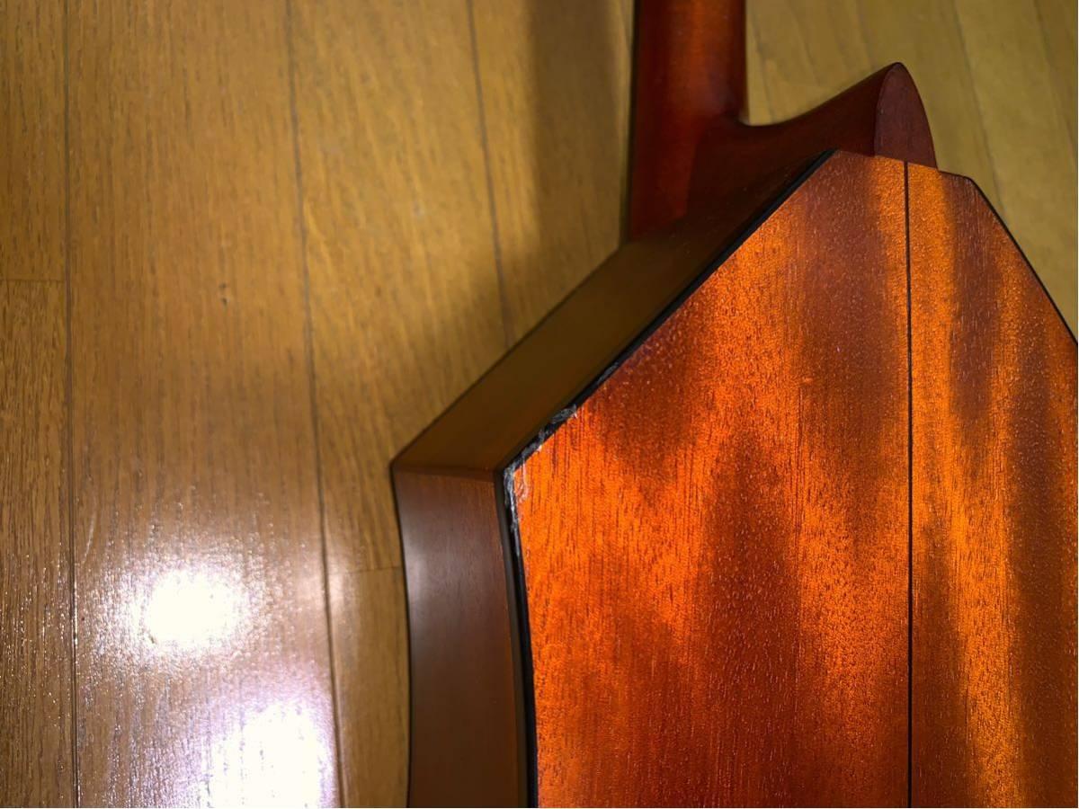 美品【一五一会 ベーシック K.Yairi ヤイリギター ケース付き】★アコースティックギター★ギター★三線_画像10