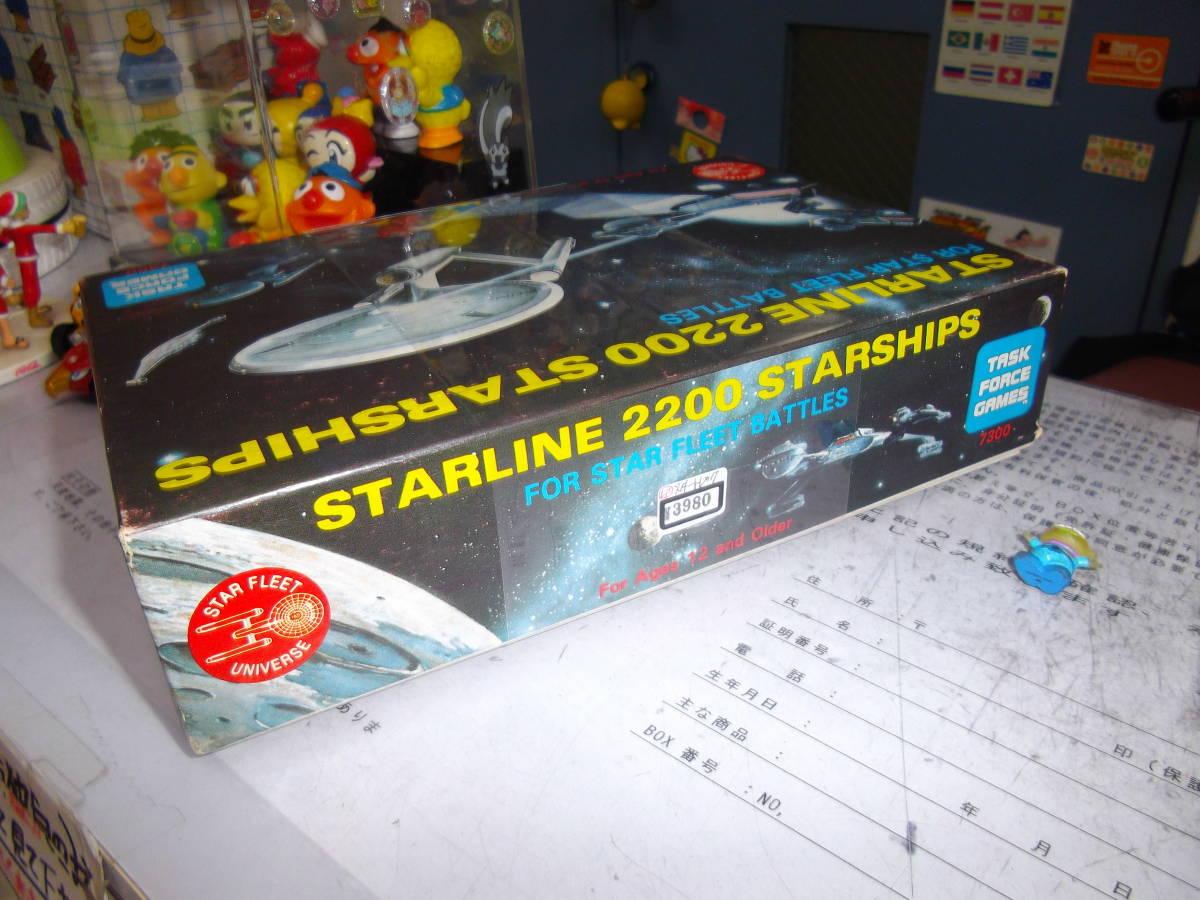 ◆令和スタート!◆スタートレックの『ダイキャスト宇宙船セット』◆未組立【boxman_77】_同じく希少な側面画像です。