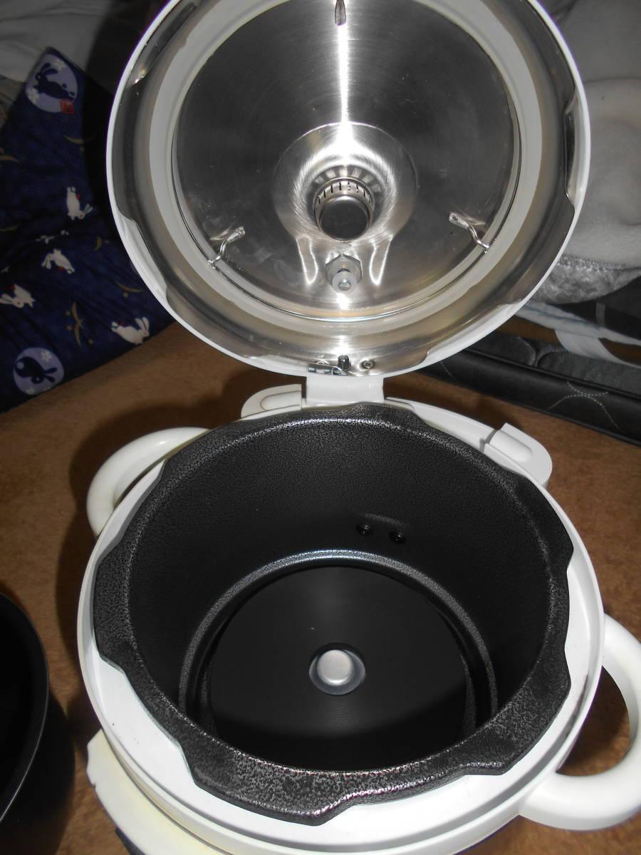 ◆圧力式電気鍋/LPC-T12【1・2L】15年製_画像6