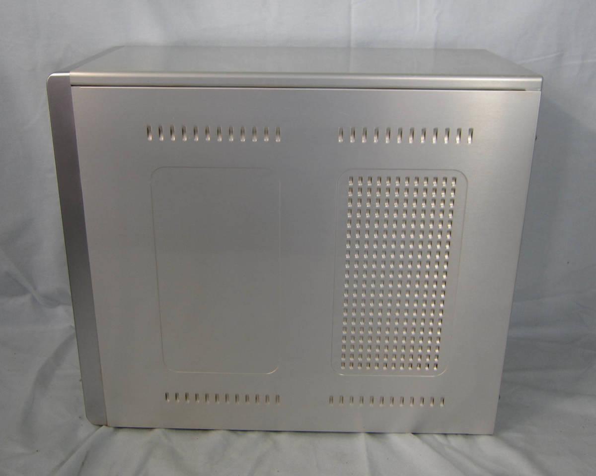 ●M112 自作 タワー型デスクトップ アルミケース Corei5-3570K 3.4GHz/8GB/1TB+640GB/DVDマルチ/GeForce GTX650/Win10_画像5
