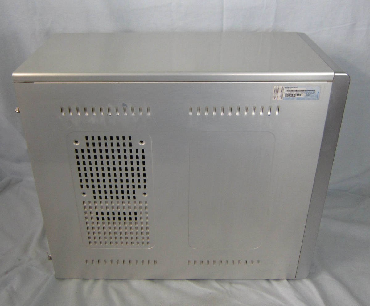 ●M112 自作 タワー型デスクトップ アルミケース Corei5-3570K 3.4GHz/8GB/1TB+640GB/DVDマルチ/GeForce GTX650/Win10_画像4