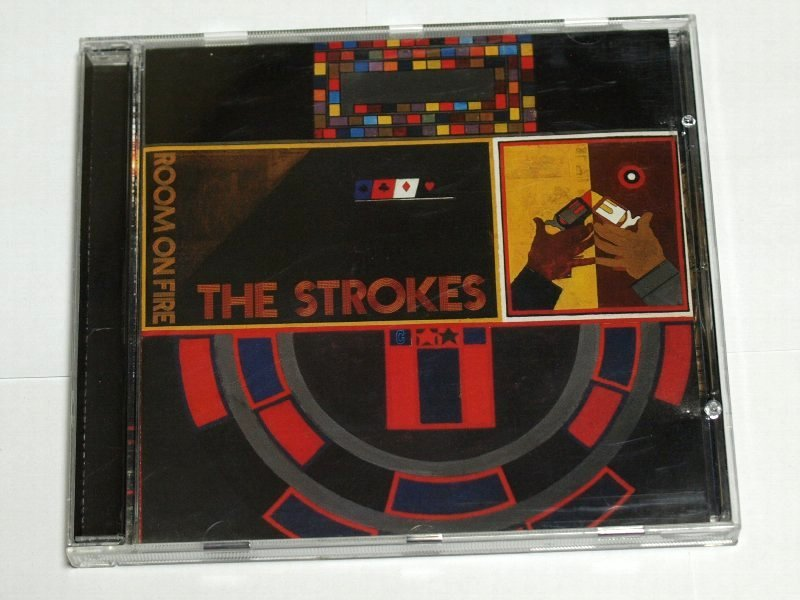 THE STROKES / ROOM ON FIRE ザ・ストロークス CD ルーム・オン・ファイア アルバム_画像1
