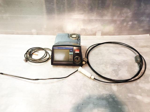 3876 中古 排気ガステスター 排ガステスター CO/HCテスター HORIBA ホリバ MEXA-324L プローブ 100V 認証 車検 自動車整備機械工具 売切り