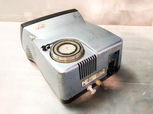 3876 中古 排気ガステスター 排ガステスター CO/HCテスター HORIBA ホリバ MEXA-324L プローブ 100V 認証 車検 自動車整備機械工具 売切り_画像3