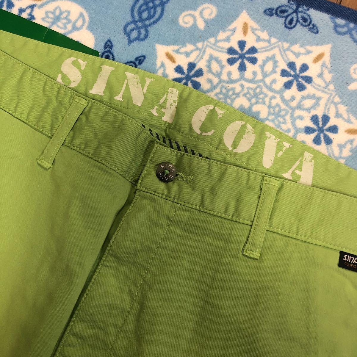 新品シナコバ SINA COVA 綿ズボン 92定価23000円+税_画像2