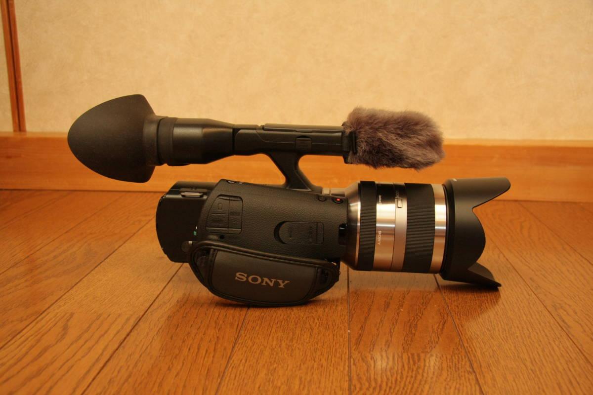 SONY NEX-VG20H レンズ交換式デジタルHDビデオカメラレコーダー