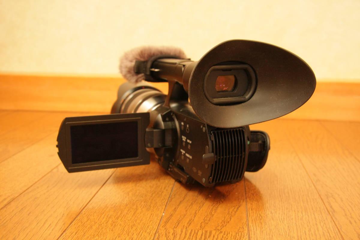 SONY NEX-VG20H レンズ交換式デジタルHDビデオカメラレコーダー_画像4