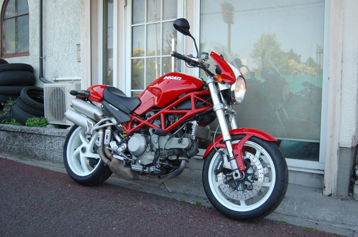 2006年 Ducati Monster S2R1000 ドゥカティ モンスター