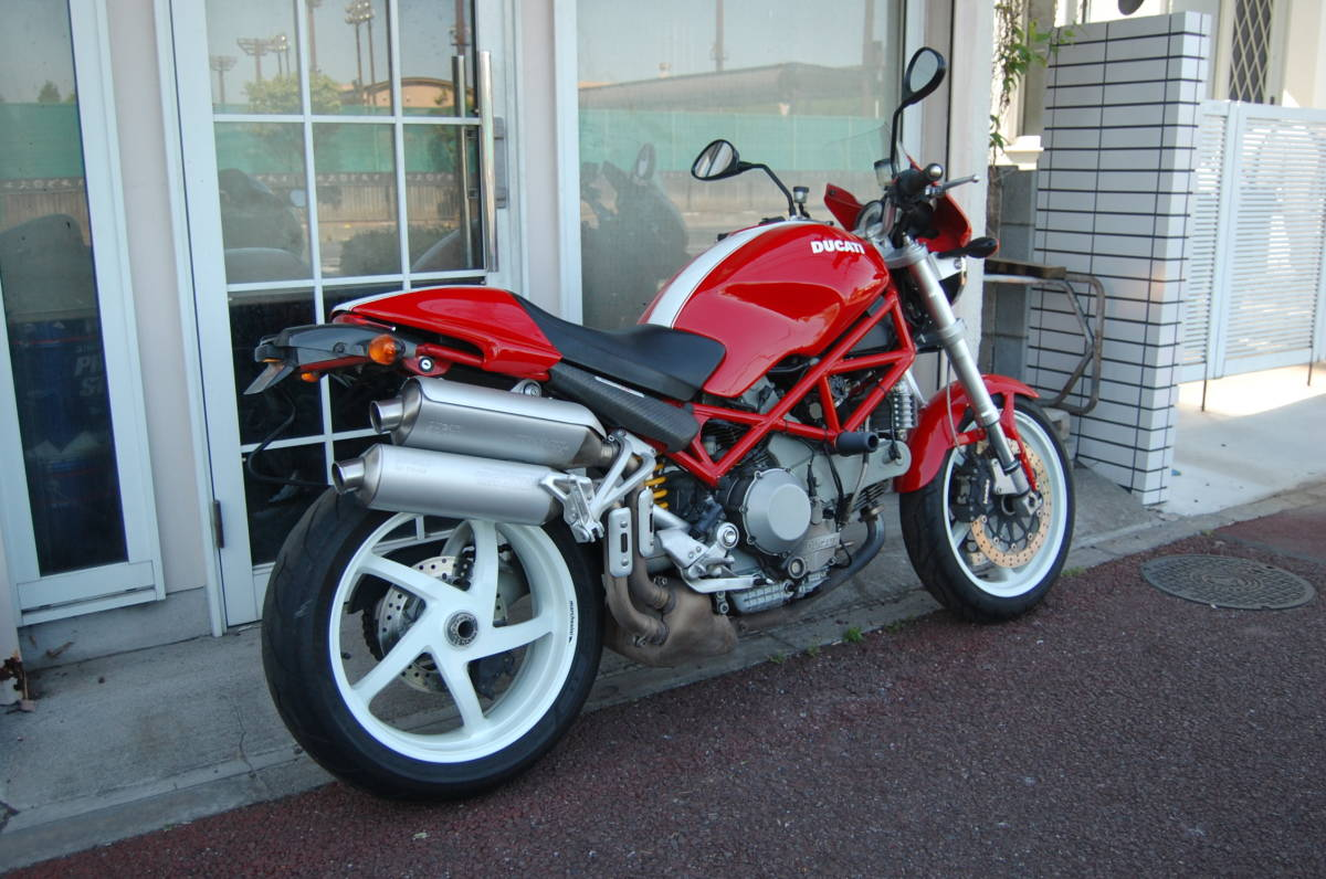 2006年 Ducati Monster S2R1000 ドゥカティ モンスター_画像2