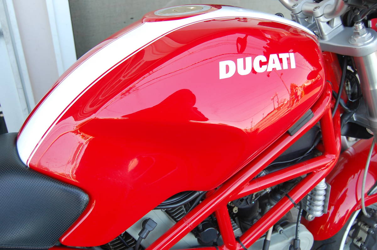 2006年 Ducati Monster S2R1000 ドゥカティ モンスター_画像3