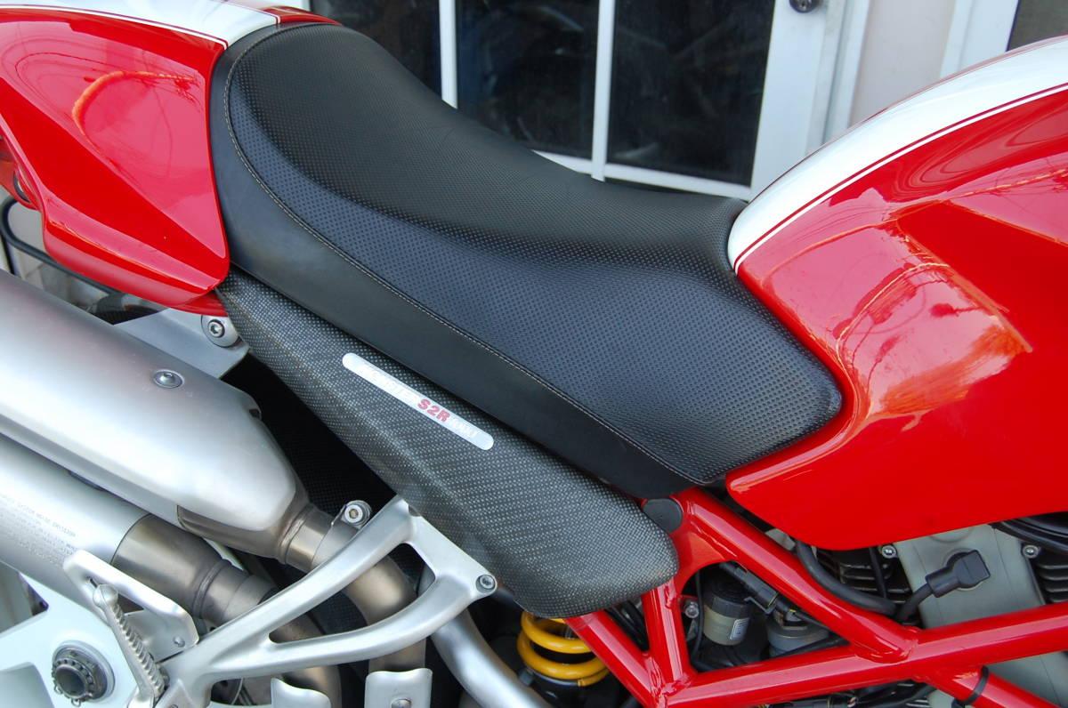 2006年 Ducati Monster S2R1000 ドゥカティ モンスター_画像4