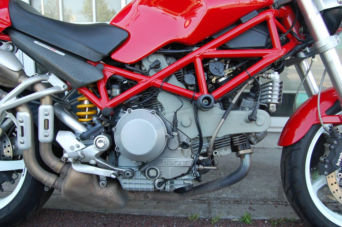 2006年 Ducati Monster S2R1000 ドゥカティ モンスター_画像5