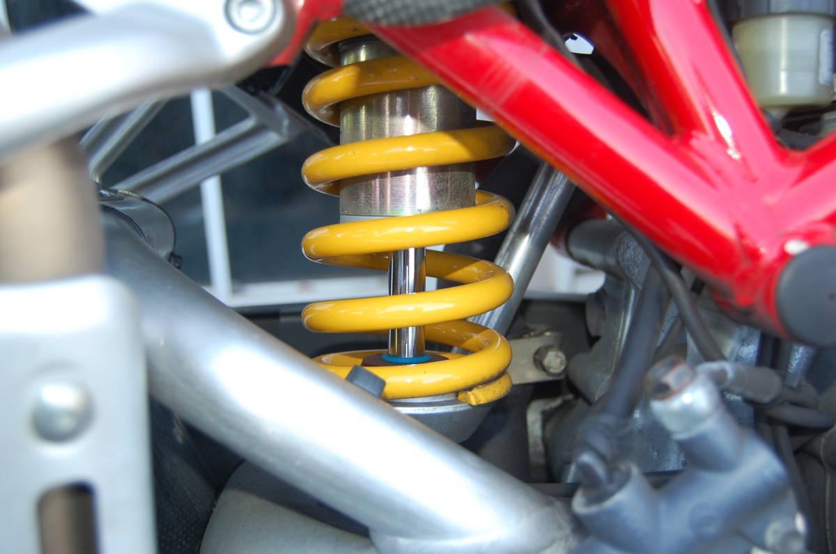 2006年 Ducati Monster S2R1000 ドゥカティ モンスター_画像6