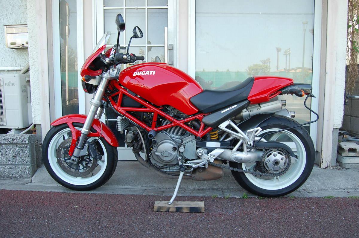 2006年 Ducati Monster S2R1000 ドゥカティ モンスター_画像7