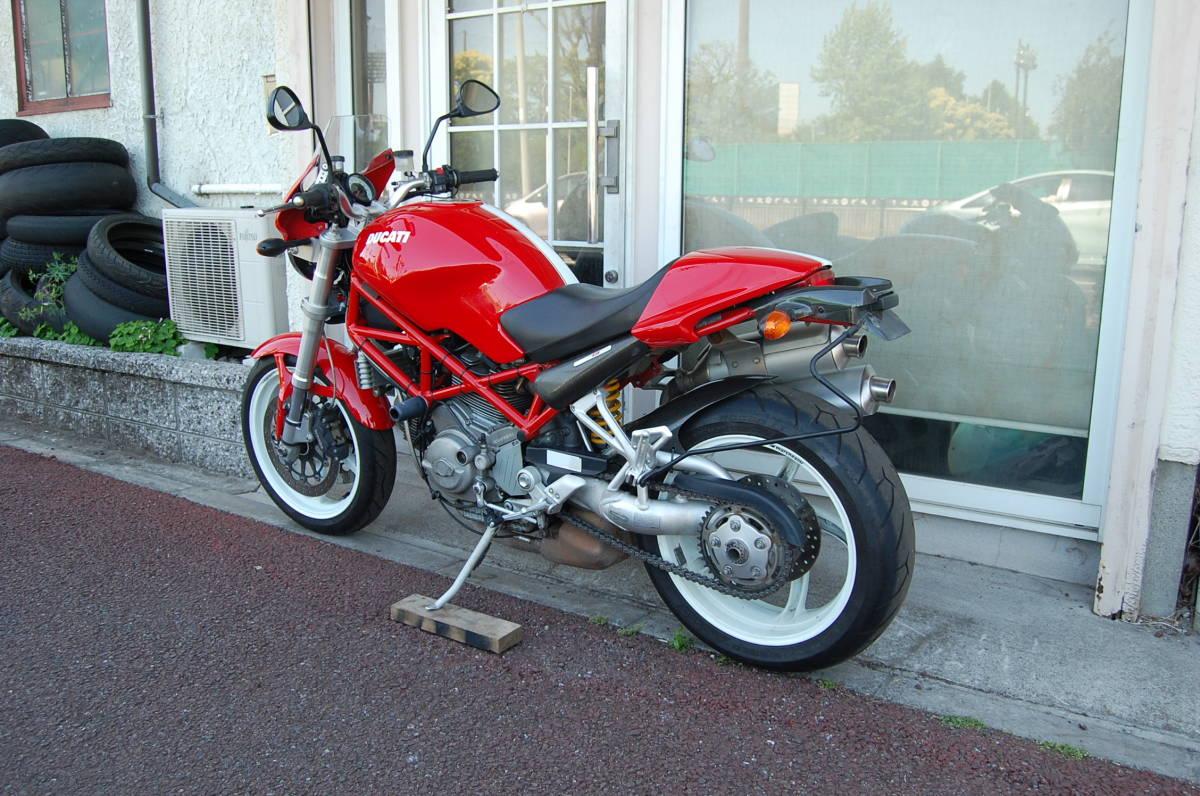 2006年 Ducati Monster S2R1000 ドゥカティ モンスター_画像8