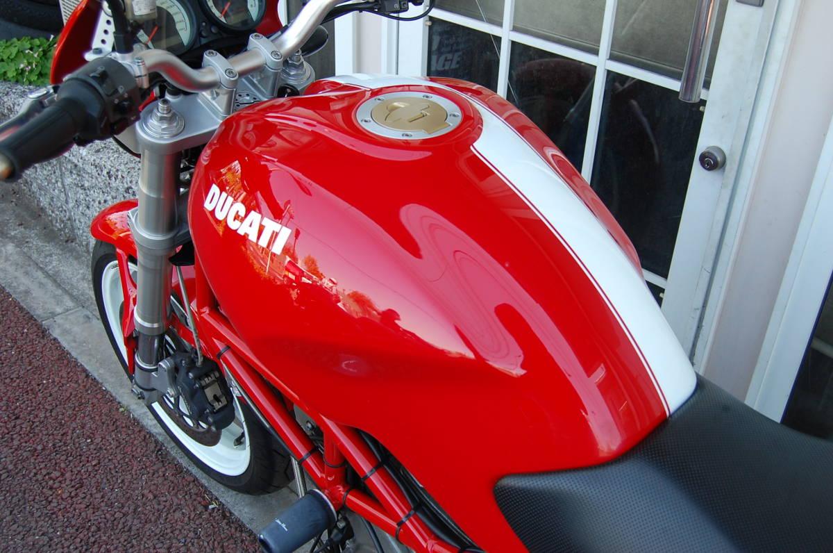 2006年 Ducati Monster S2R1000 ドゥカティ モンスター_画像9