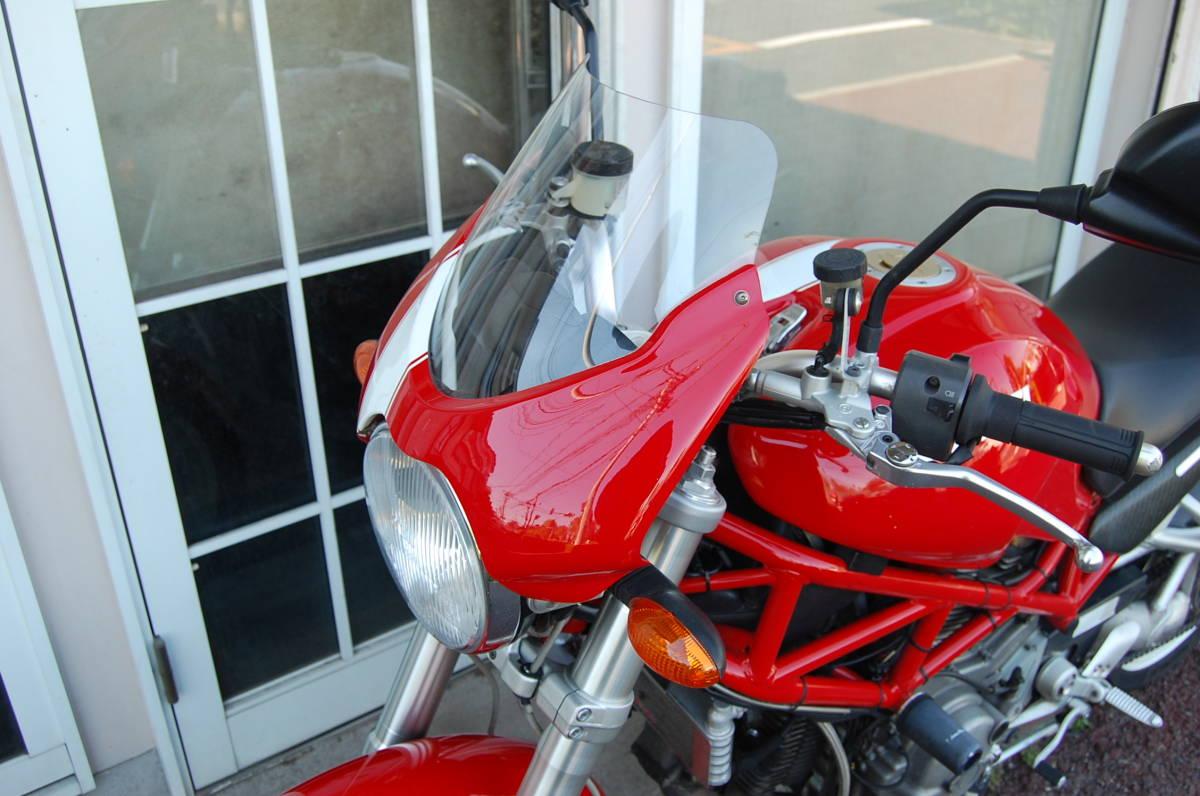 2006年 Ducati Monster S2R1000 ドゥカティ モンスター_画像10