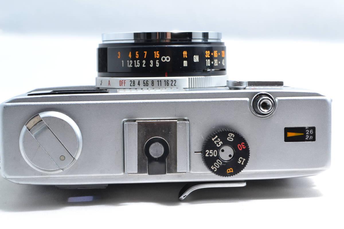オリンパス Olympus 35 RC レンジファインダー フィルムカメラ E.Zuiko 1:2.8 42mm #003_画像5