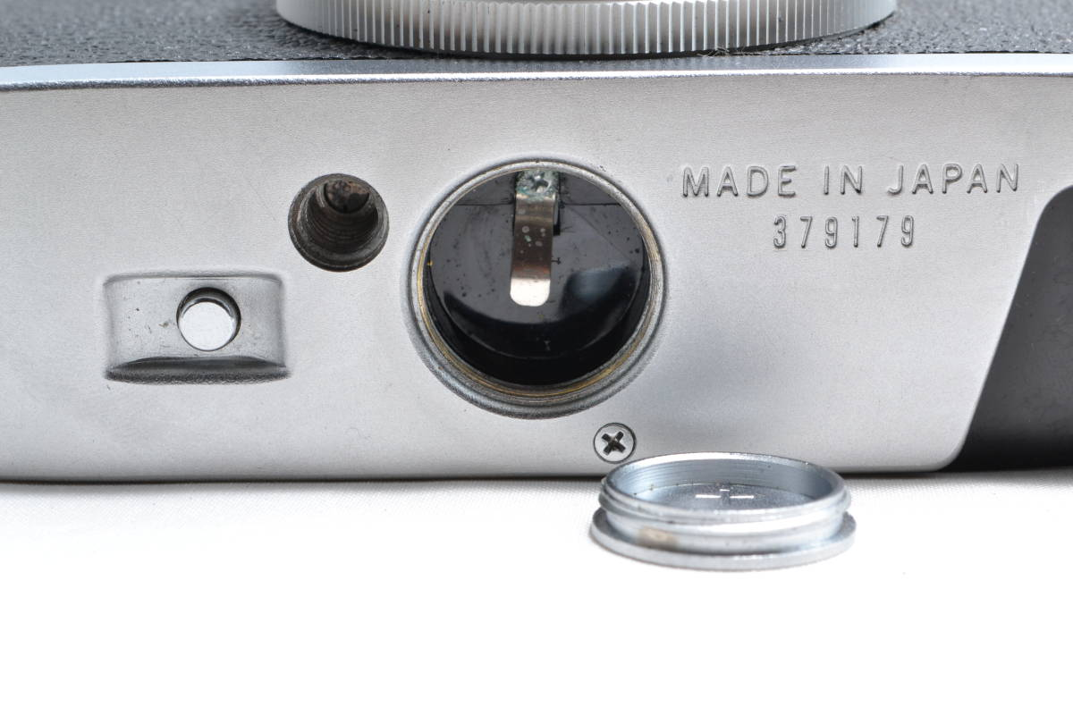 オリンパス Olympus 35 RC レンジファインダー フィルムカメラ E.Zuiko 1:2.8 42mm #003_画像8