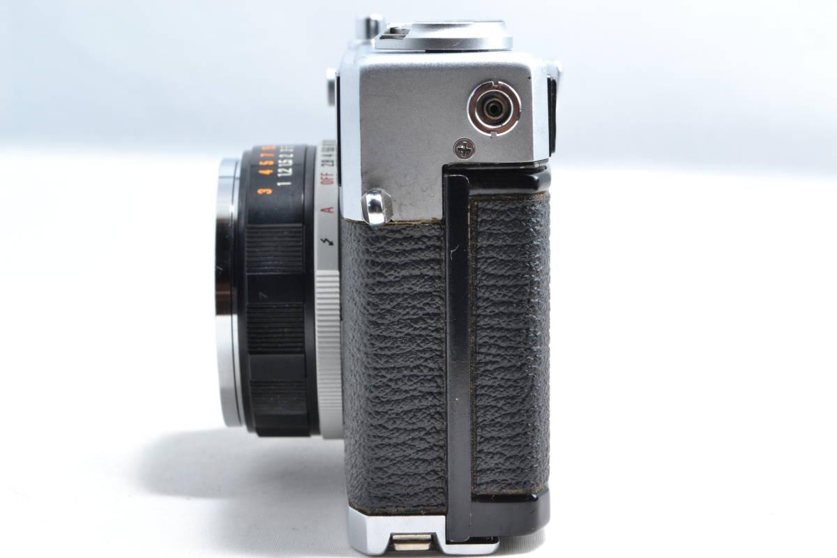 オリンパス Olympus 35 RC レンジファインダー フィルムカメラ E.Zuiko 1:2.8 42mm #003_画像6
