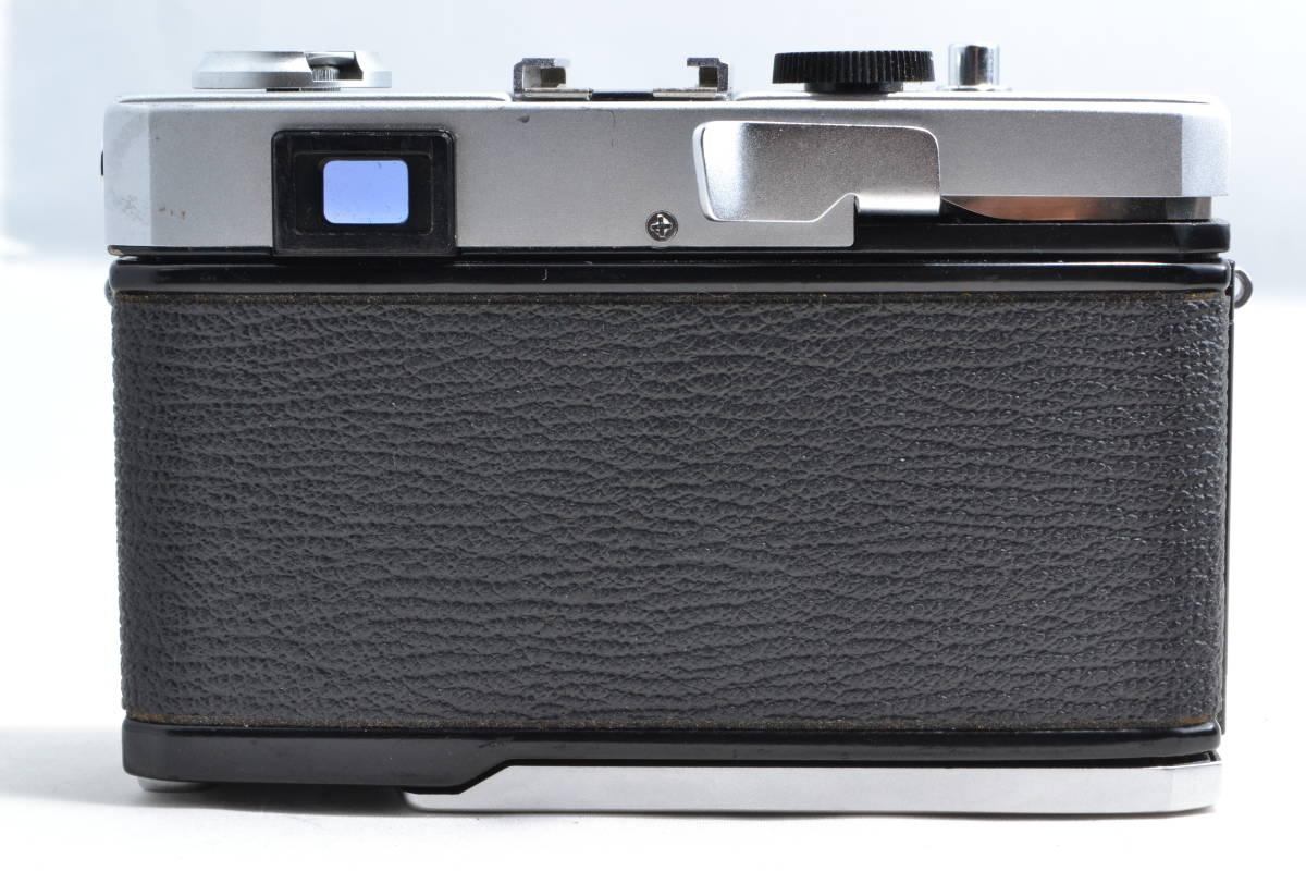 オリンパス Olympus 35 RC レンジファインダー フィルムカメラ E.Zuiko 1:2.8 42mm #003_画像4