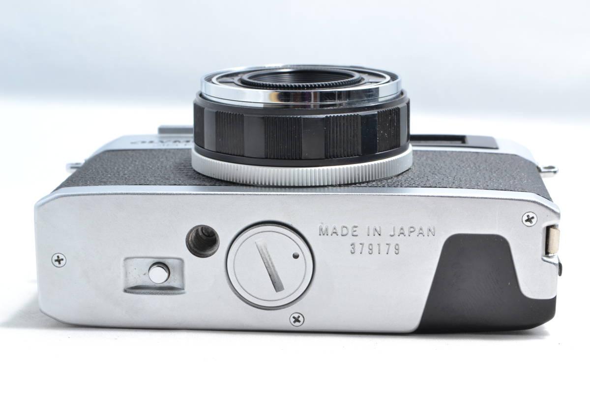 オリンパス Olympus 35 RC レンジファインダー フィルムカメラ E.Zuiko 1:2.8 42mm #003_画像7