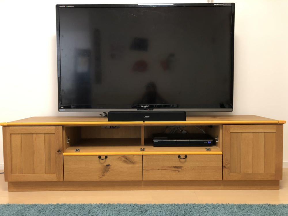 SHARP シャープ AQUOS アクオス テレビ TV 60インチ 亀山モデル クアトロン 地デジ60型液晶テレビ LC-60Z5_画像5