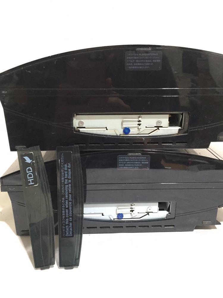 ジャンク★まとめ売り★プレイステーション3 PS3 本体 厚型 5台セット CECHA00×3 CECHB00×2_画像5