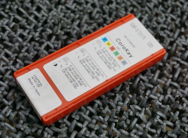 SANDVIK サンドビック コロミル245用 チップ R245-12 T3 E-PL 1030 未開封_画像4