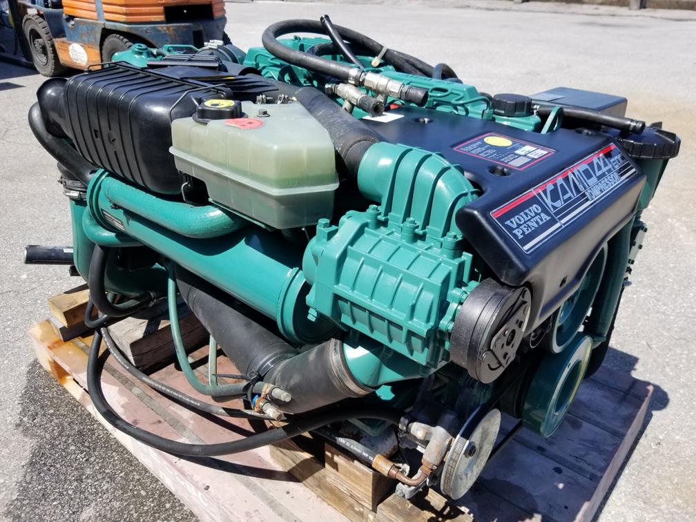 ボルボペンタ KAMD44EDC ドライブセット