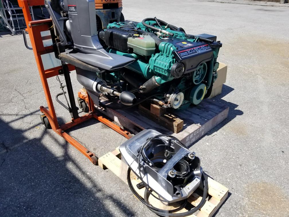ボルボペンタ KAMD44EDC ドライブセット_画像5