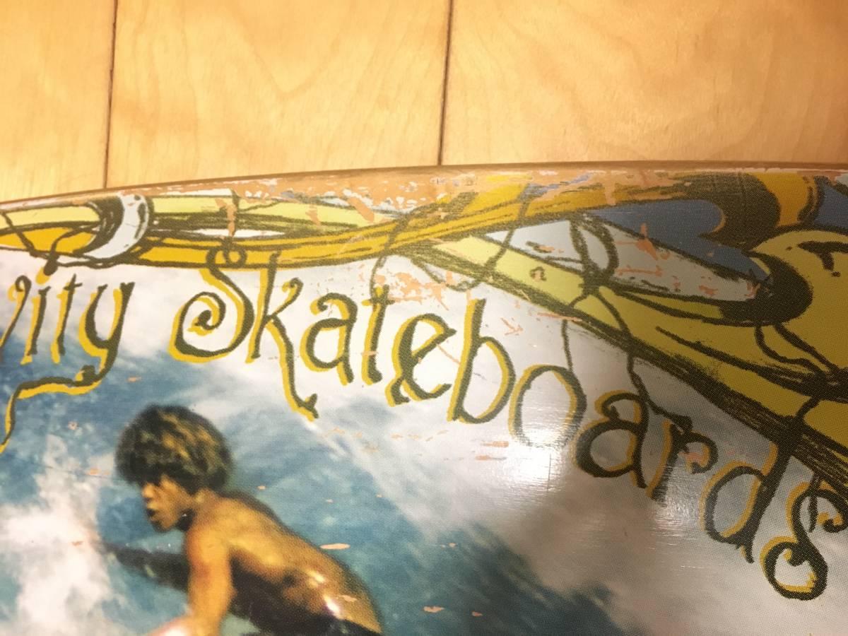 札幌発!グラビティーGRAVITY ロングボードコンプリート LONG SKATEBOARD CARVER サーフスケート Buttons Kaluhiokalaniモデル_画像8