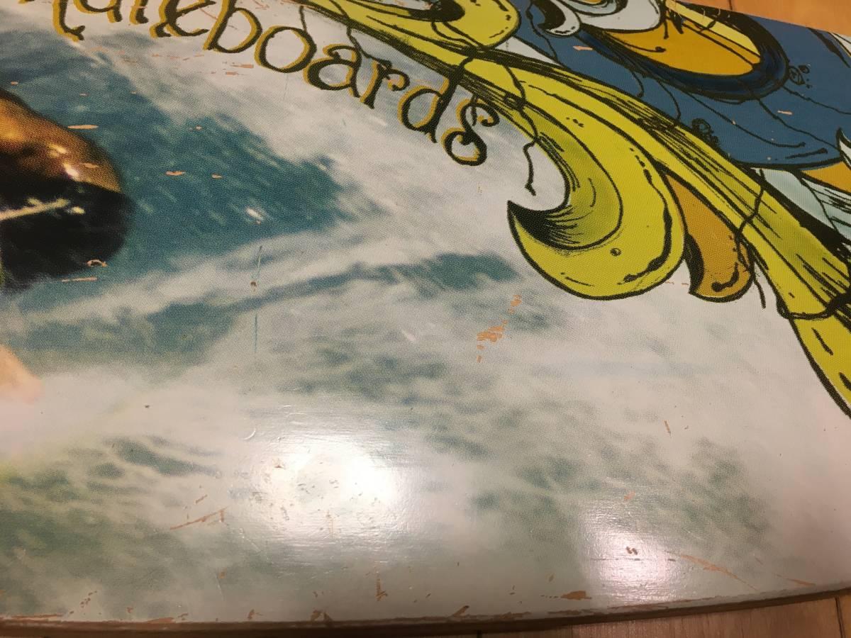 札幌発!グラビティーGRAVITY ロングボードコンプリート LONG SKATEBOARD CARVER サーフスケート Buttons Kaluhiokalaniモデル_画像9