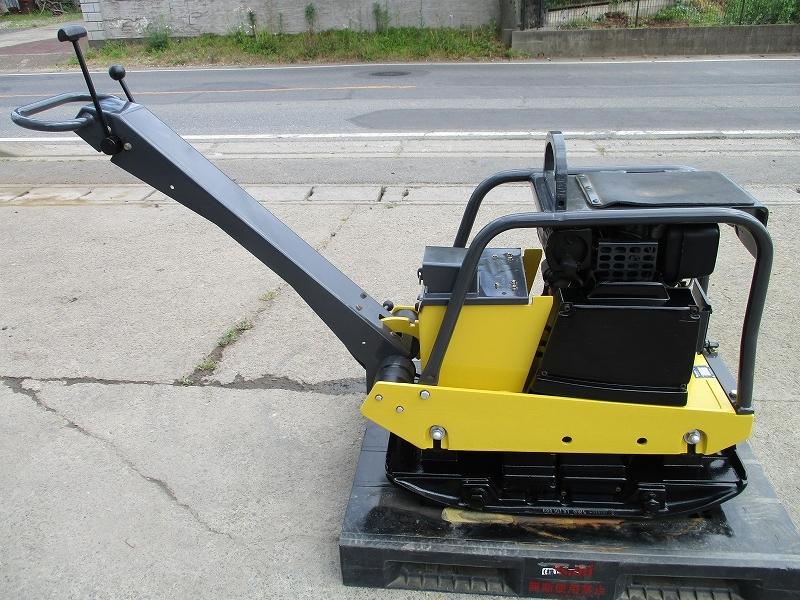 極美品 セル付き 転圧機■BPR40/45D 350kg ディーゼル 全塗装&整備済_画像2