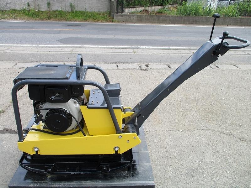 極美品 セル付き 転圧機■BPR40/45D 350kg ディーゼル 全塗装&整備済_画像5
