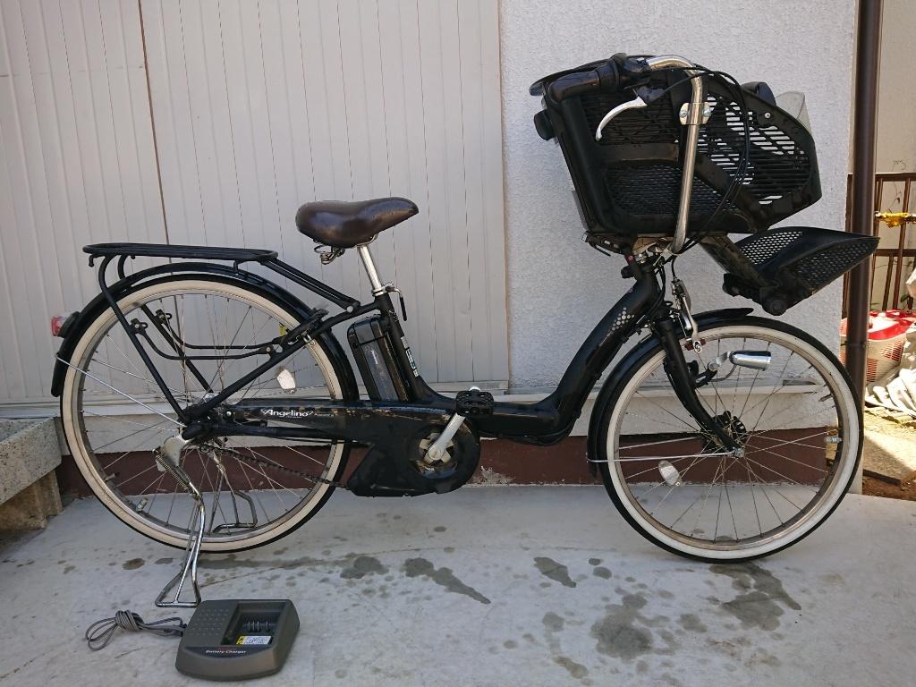 新基準 BRIDGESTONE Angelino ブリヂストン アンジェリーノ 8.1Ah 前子供乗せ 電動アシスト自転車 電動自転車