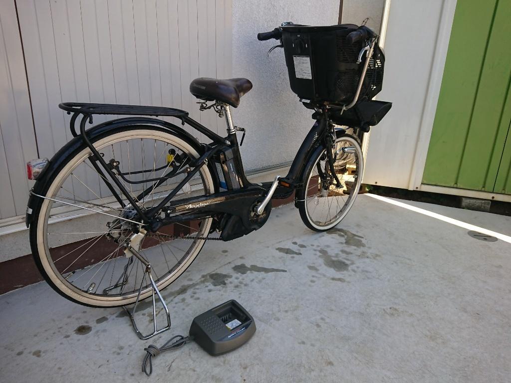 新基準 BRIDGESTONE Angelino ブリヂストン アンジェリーノ 8.1Ah 前子供乗せ 電動アシスト自転車 電動自転車_画像7