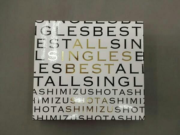 清水翔太 CD ALL SINGLES BEST(初回生産限定盤)(DVD付)(デジパック仕様)_画像1