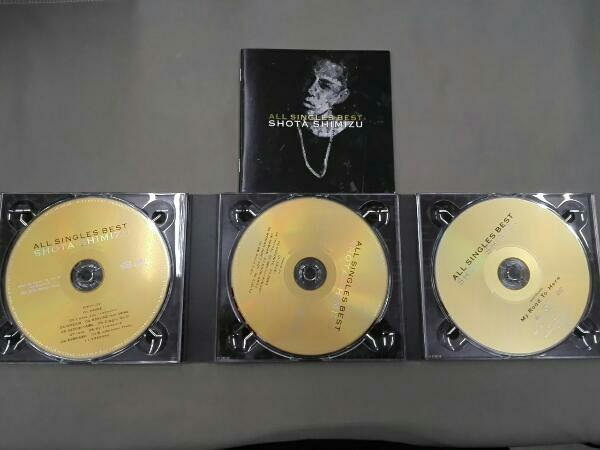 清水翔太 CD ALL SINGLES BEST(初回生産限定盤)(DVD付)(デジパック仕様)_画像5