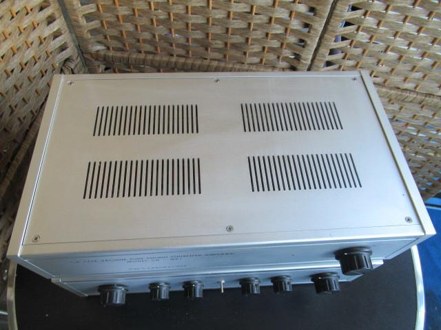 真空管フォノイコライザー&真空管プリアンプのセット_画像2